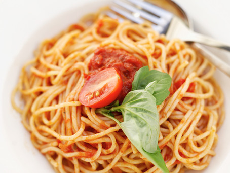 Valentine's day special: the most DELICIOUS tomato sauce IN THE UNIVERSE