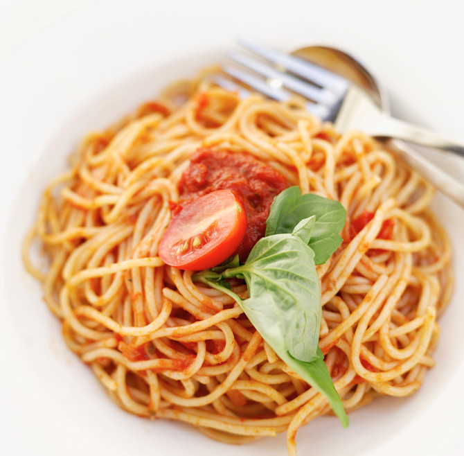 Spaghetti Bowl.