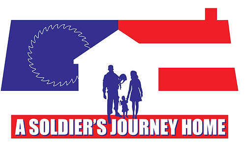 A Soldier's Journey Home Bumper Sticker