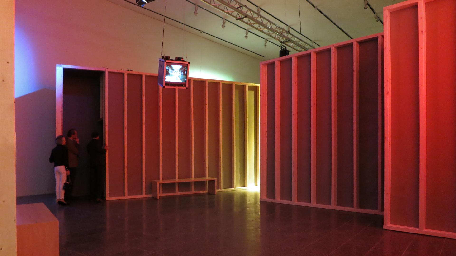 Gillian Wearing, Kunstsammlung Nordrhein Westfalen, K20