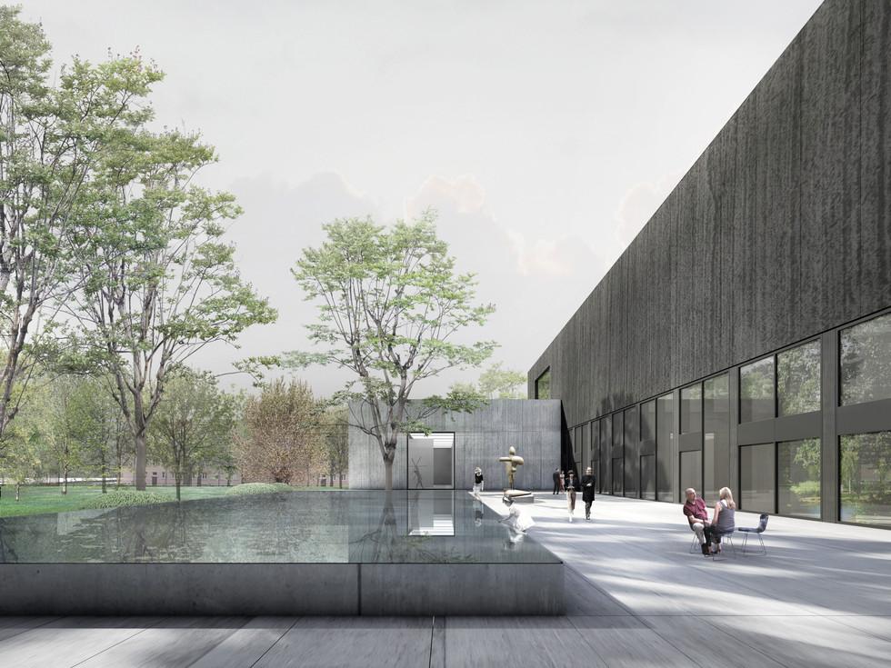 Wettbewerb Bauhausmuseum Dessau