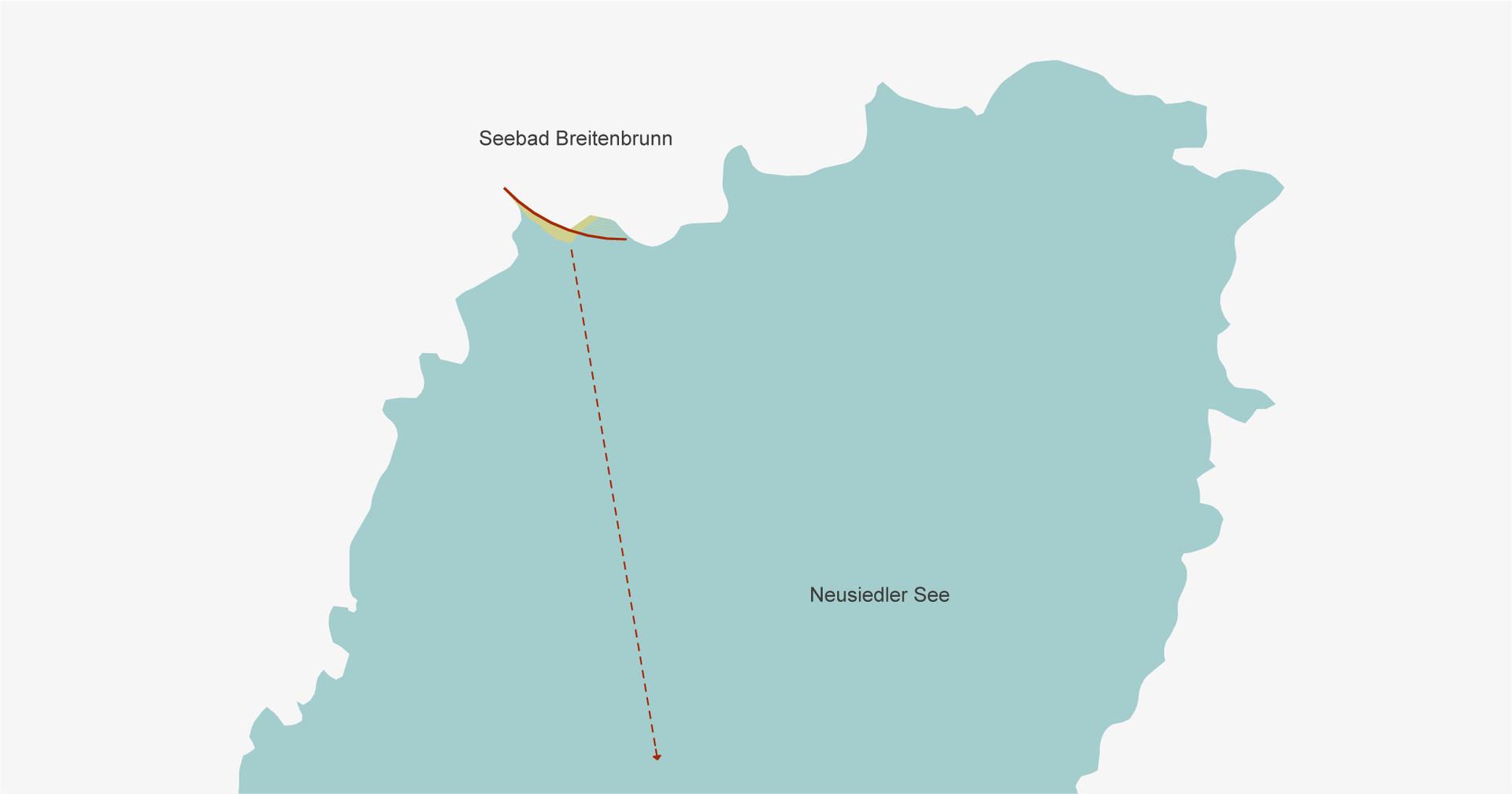 Wettbewerb Seebad Breitenbrunn