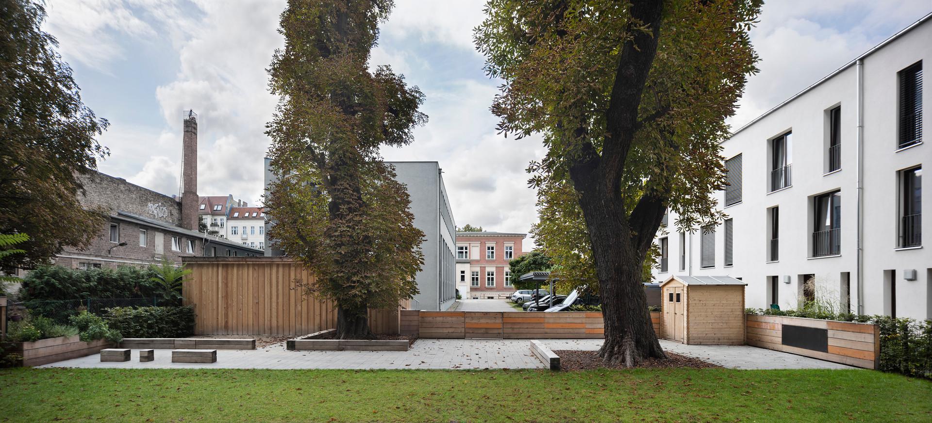 Kita El Mundo de los Ninos, Pistoriusstrasse Berlin