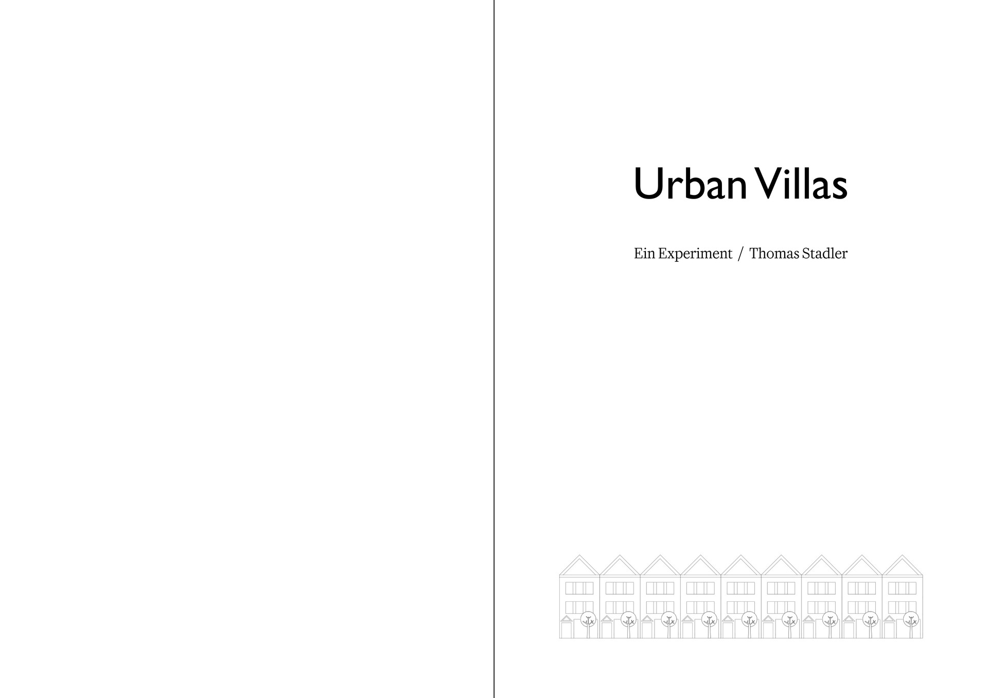 URBAN VILLAS BDA BERLIN