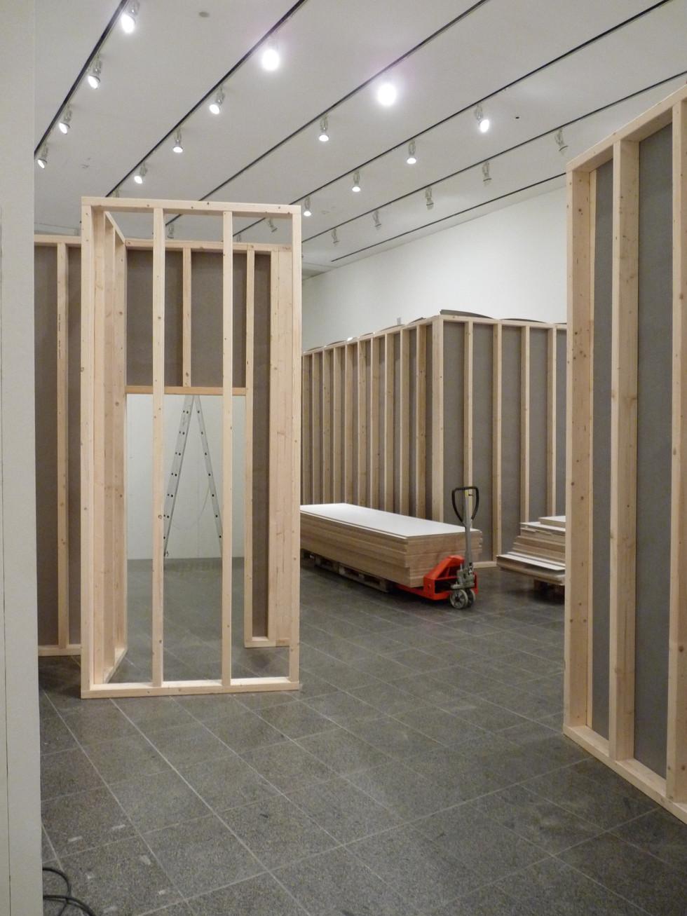 Gillian Wearing, Kunstsammlung Nordrhein Westfalen, K20 © Thomas Stadler