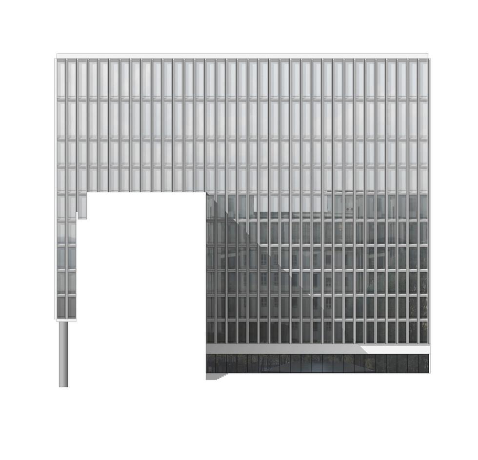 DIN - Gebäude Fassadenwettbewerb
