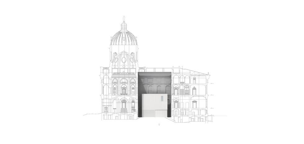 Wettbewerb Erweiterung Kunsthistorisches Museum Wien © Thomas Stadler