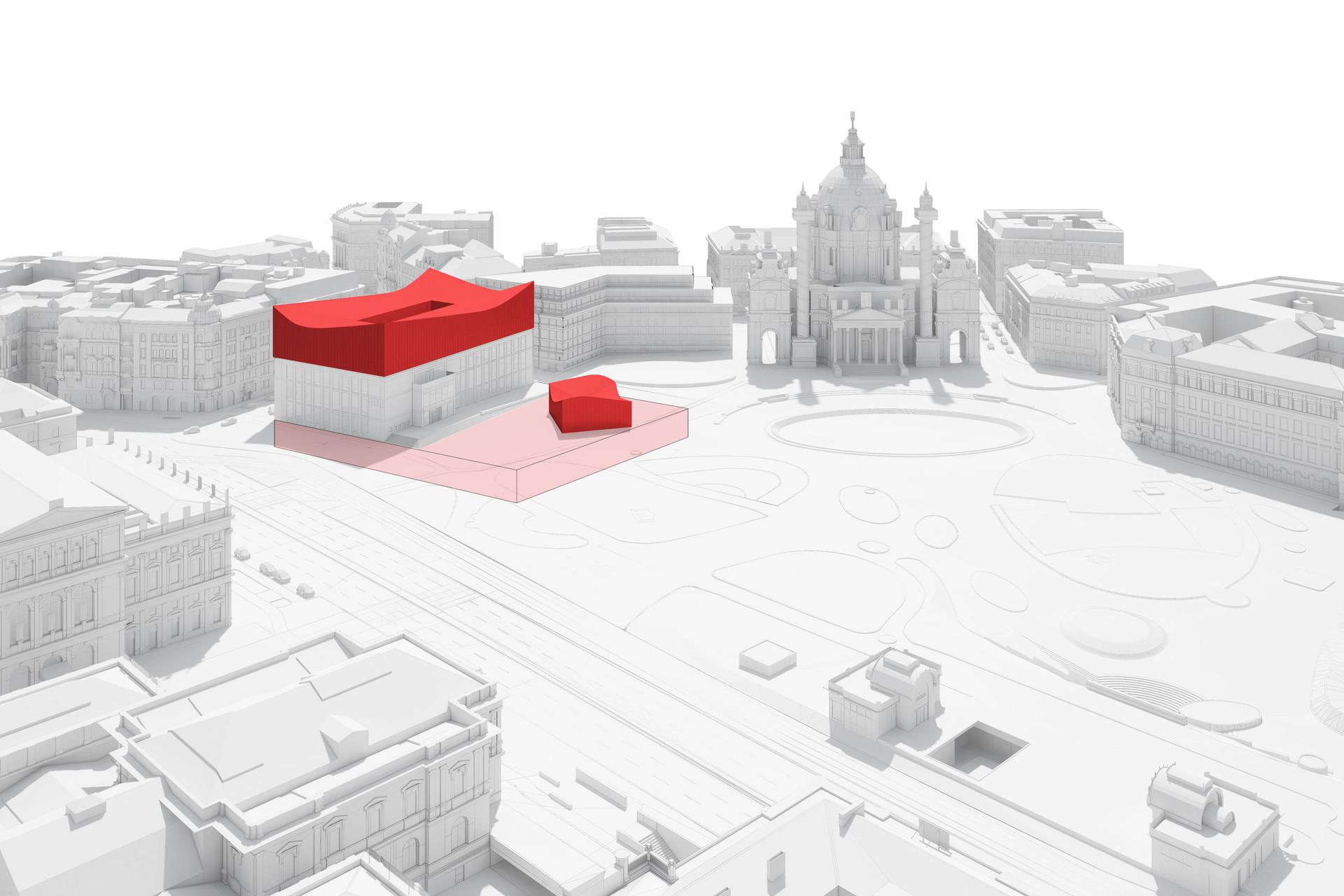 Wien Museum Erweiterung