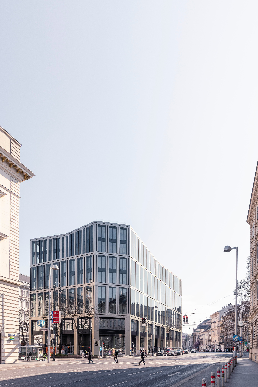 Rathhausstraße 1, Wien, Bürogebäude