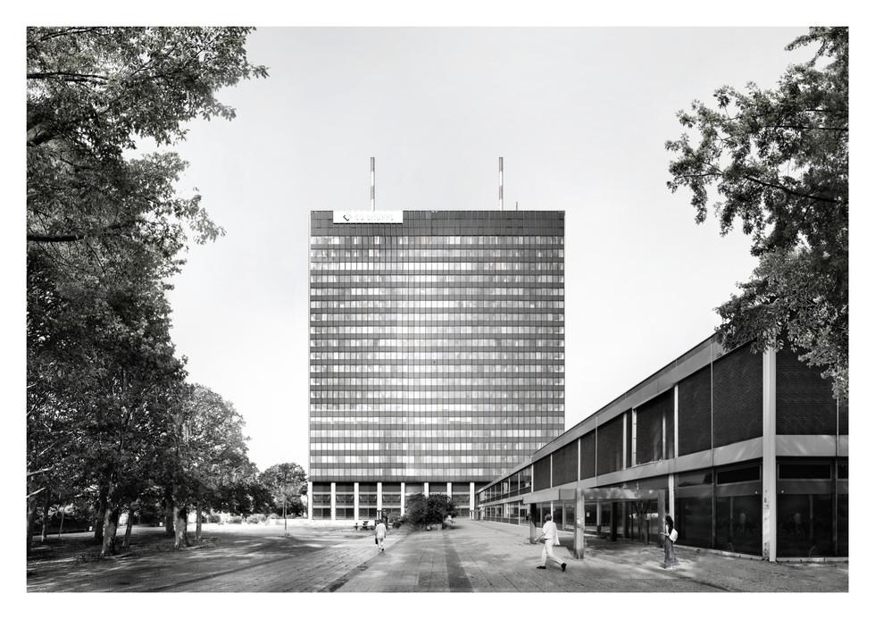 URBAN VILLAS BDA BERLIN © Thomas Stadler