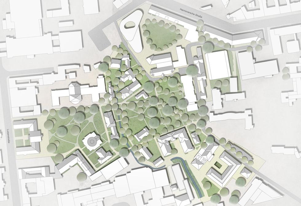 Forschungs- und Laborgebäude Optobiologie der Humboldt-Universität zu Berlin © Thomas Stadler