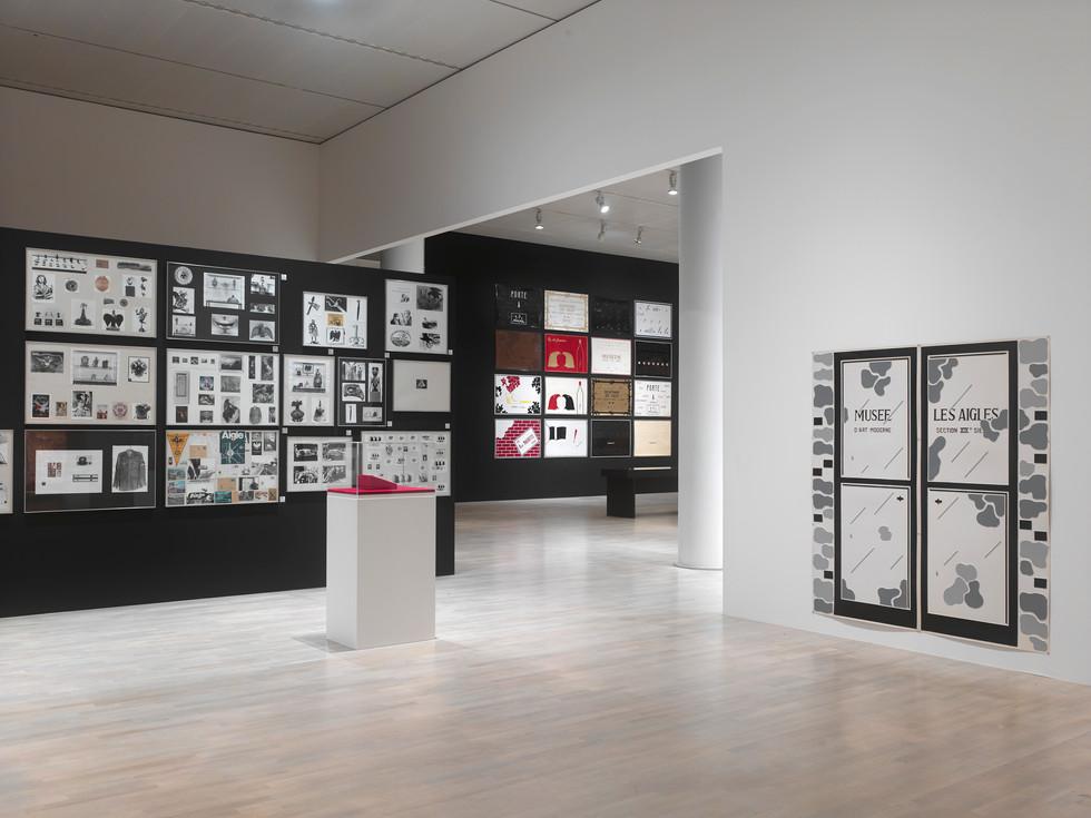 Marcel Broodthaers Kunstsammlung NRW K21