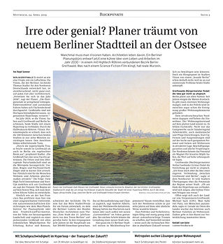 Nordkurier Hyperloop