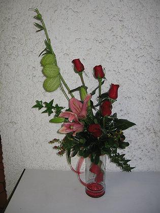 Rosas invertidas