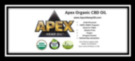Apex Hemp Oil