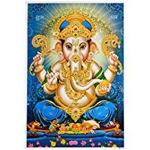 Unsere geistigen Helfer - Ganesh (für Glück & zur Überwindung aller Hindernisse & Neuanfang)