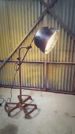 lampe carrossier