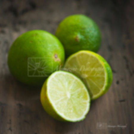 Food photography: Limes