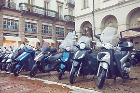 Street photograpy, Milan, Italy.