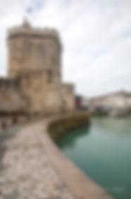 Photgraph of the City of La Rochelle, France.