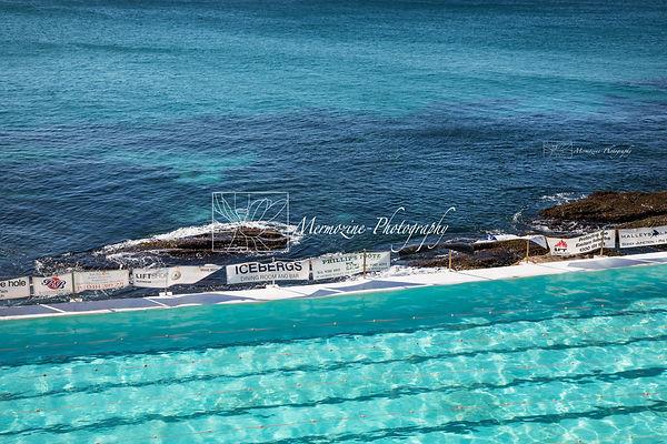Bondi beach, Iceberg's pool