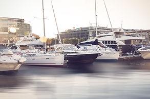 Pyrmont Bay, Sydney, Australia.