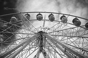 Darling Habour Ferris Wheel, Sydney, Australia