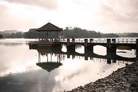 Lower Peirce Reservoir, Singapre.