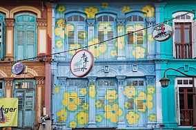 Photographs of Singapore: Chinatown (Shophouses)