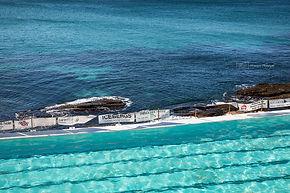 Iceberg's pool, Bondi Beach,Australia.