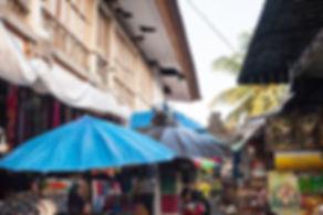 Close-up photograp on Ubud's market, Bali.