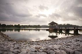 Lower Pierce Reservoir, Singapore.