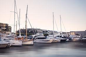 Darling Harbour, Pyrmont Bay, Sydney, Australia.
