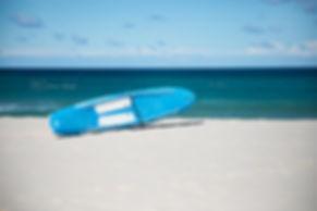 Surfing at Bondi Beach