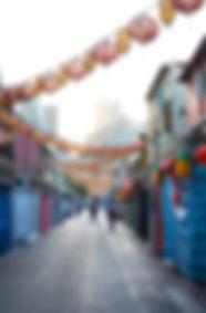 Pagoda street in Chinatown, Singapore.