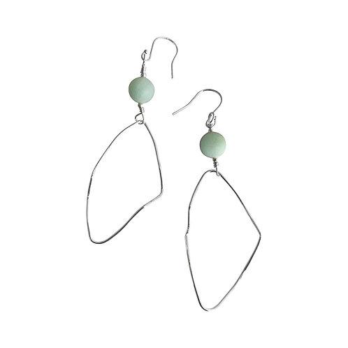 Jangle chain link earrings
