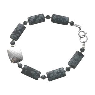 Swaged bracelet