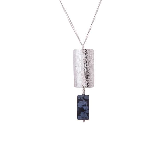 Swaged pendant