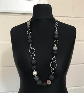 Callisto long link necklace