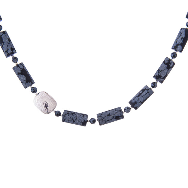 Swaged necklace