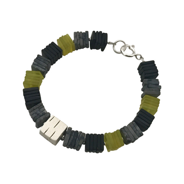 Square Slices bracelet