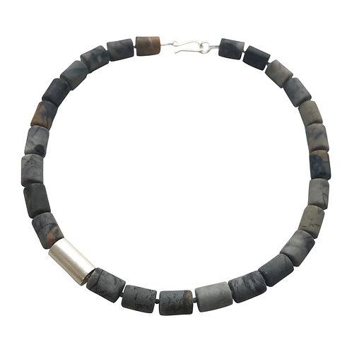 Cylinder necklace