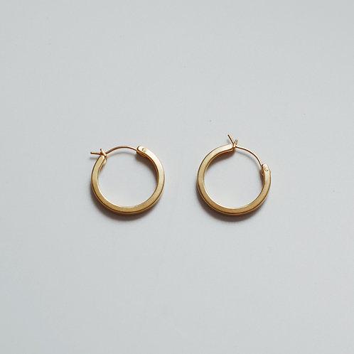 The Everyday Closed Hoop Earrings (3 Styles)