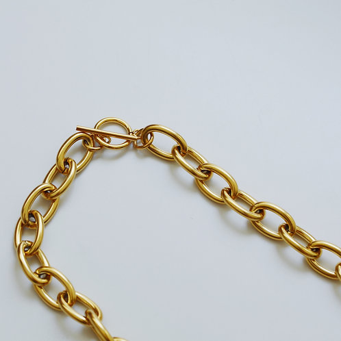 The Bold Chunky Chain Necklace
