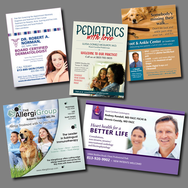 Physician Ad Design