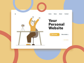 3 Things to Know Before Creating Your Personal Brand Website
