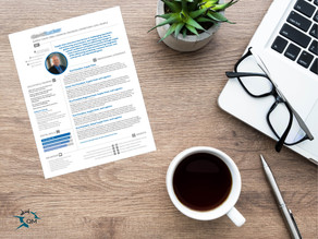 What's in a value-driven resume?
