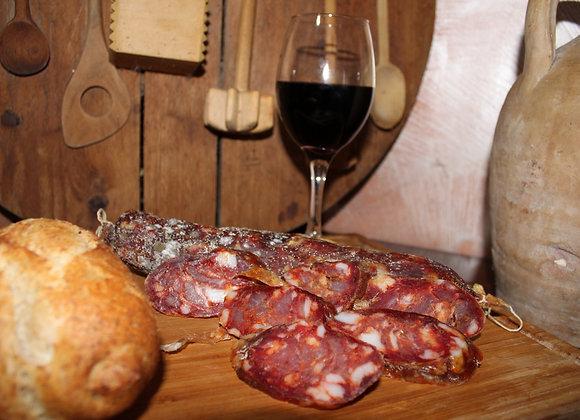 Salsiccia Secca Lucana *Confezione da 330g o da 1kg*