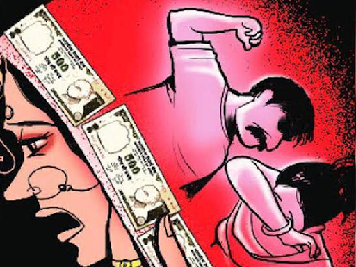 Husband Sets Wife on Fire for Dowry