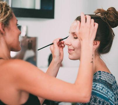 Amanda K Makeup Artist bridal wedding makeup South Coast Illawarra